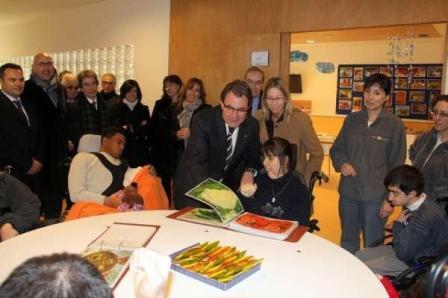 Inauguració del nou edifici del centre de dia i de la reforma del Centre Residencial Els Roures