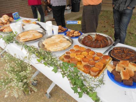 Esmorzars Solidaris per la Marató