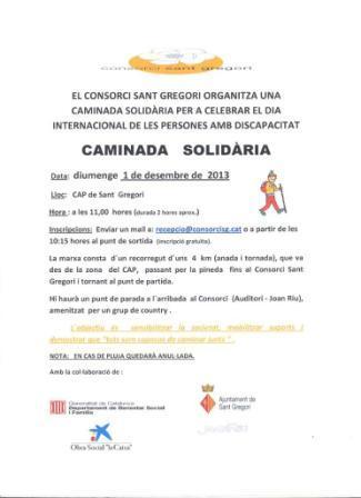 Caminada Solidaria