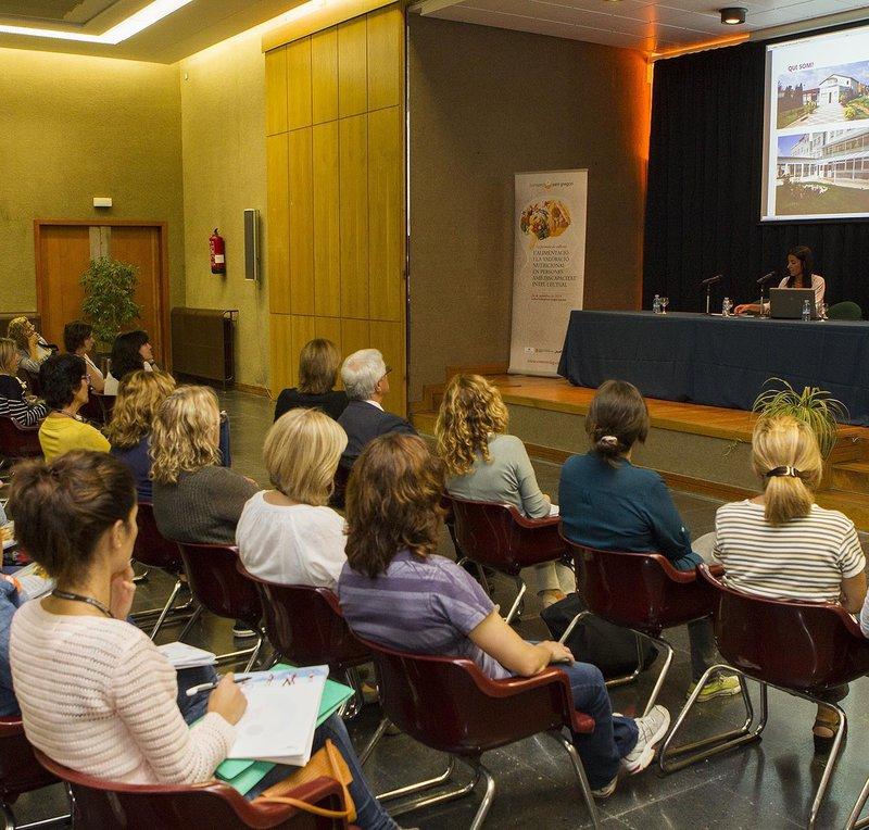 El Consorci Sant Gregori organitza la I Jornada sobre l'alimentació i la valoració nutricional en persones amb discapacitat intel.lectual
