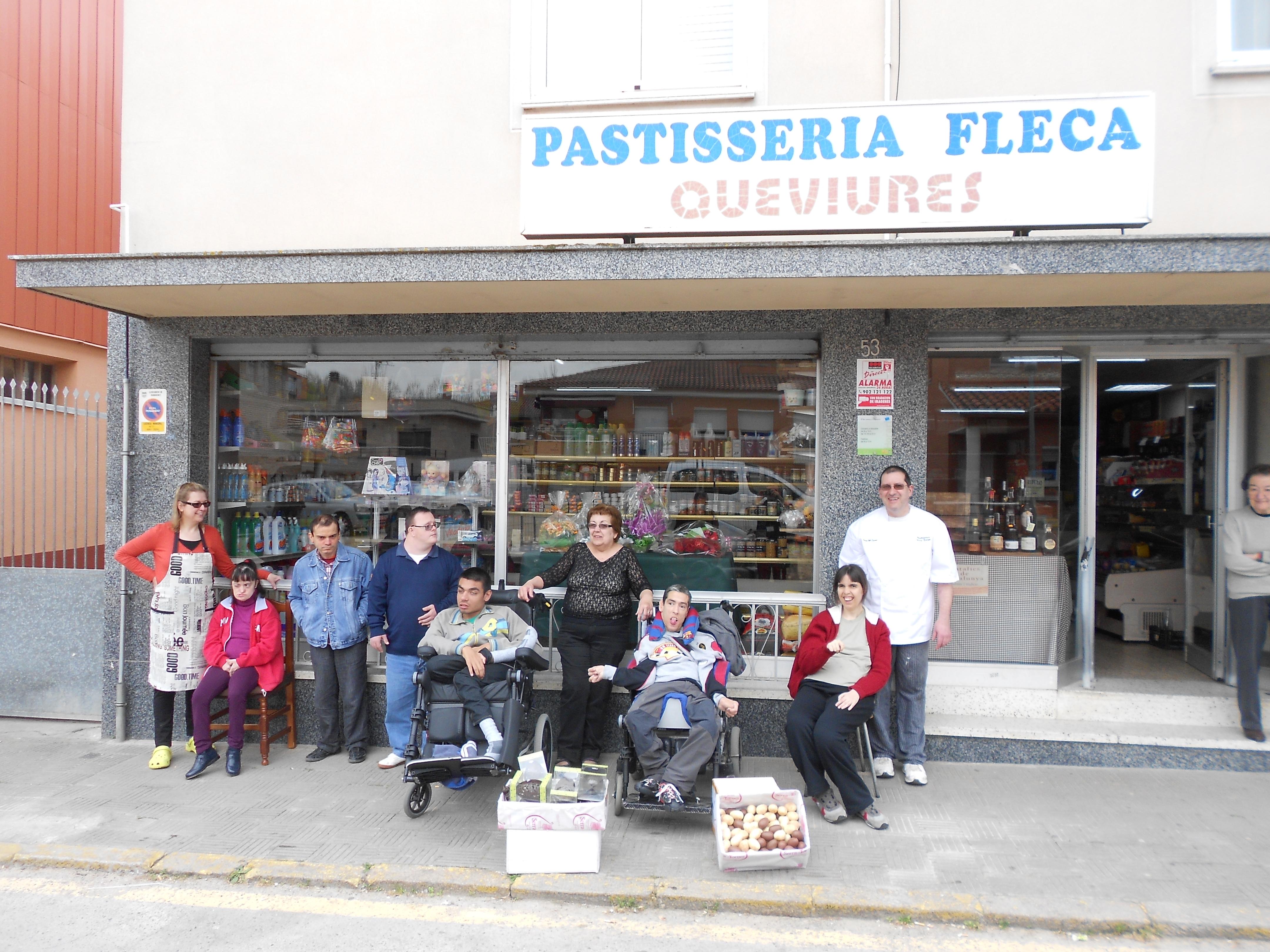 PASTISSERIA SERRA-TORNES DE RIUDARENES