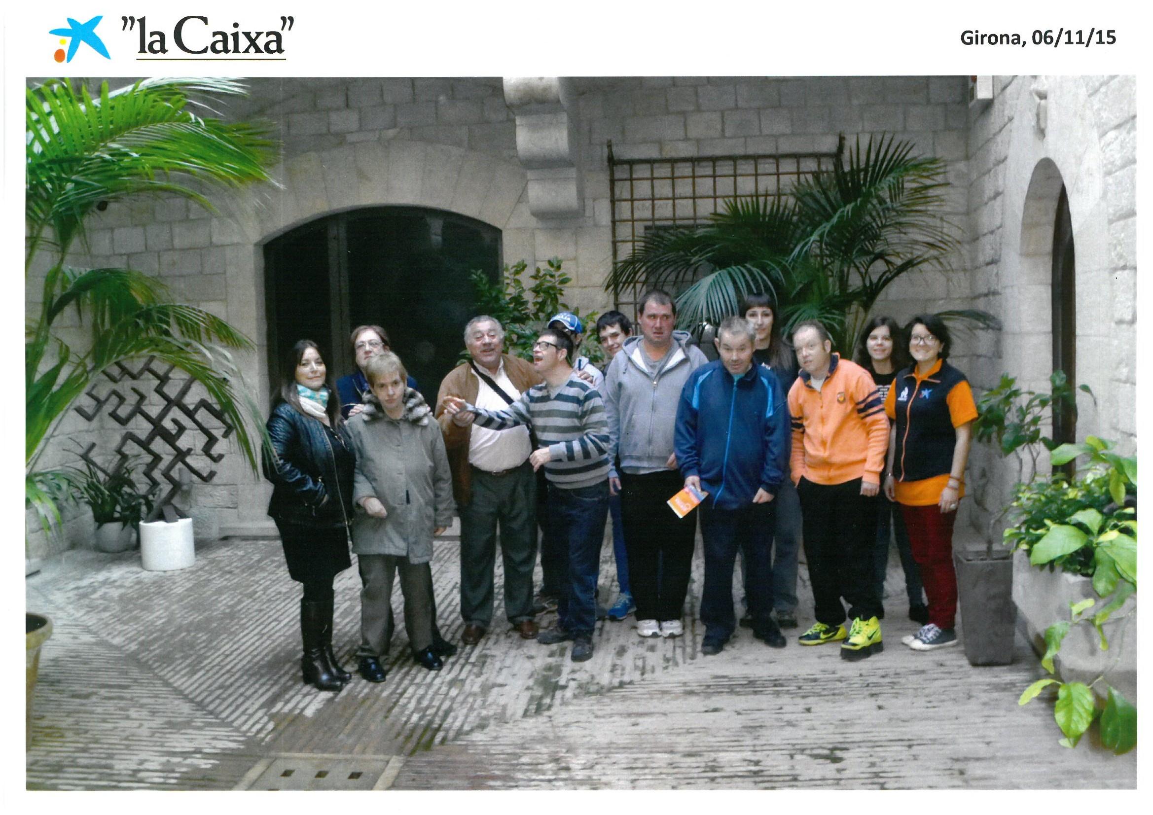 Visita a CaixaForum