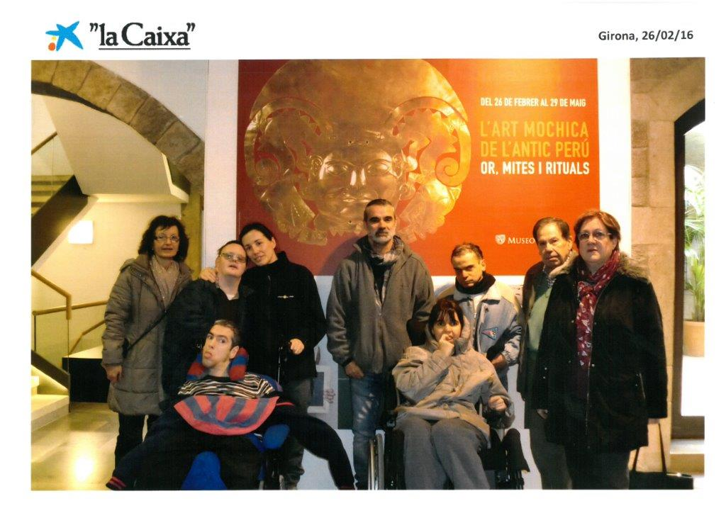 Visita exposició CaixaForum