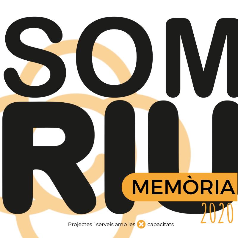 Memòria 2020 - SOMRIU_Consorci Sant Gregori